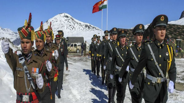 Trust deficit owing to massive build up between India-China military level talks