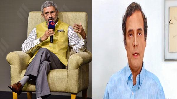 Ask yourself: When Jaishankar slammed Rahul Gandhi on China issue