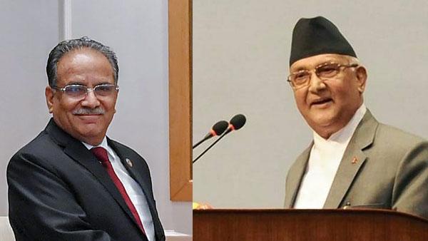 Oli-Prachanda talks remain inconclusive: Next meet on July 18