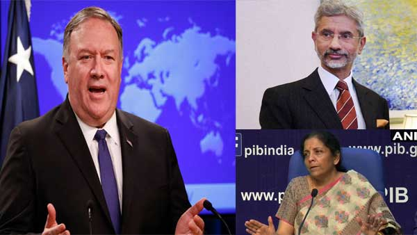 Pompeo, Jaishankar, Nirmala Sitharaman to address virtual India Ideas summit