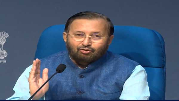 Rahul Gandhis objections to draft EIA unnecessary and premature: Prakash Javadekar