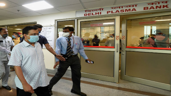 Delhi plasma bank: Ten people donate plasma on Day 1; three recipients