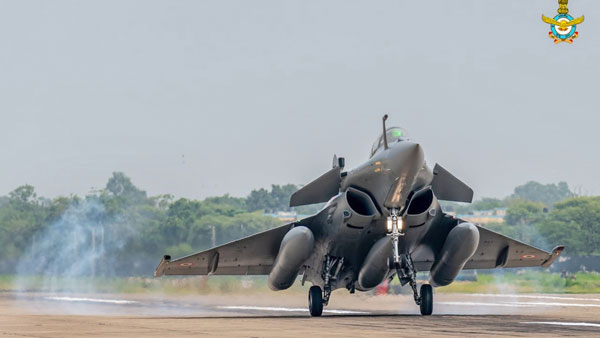 The Rafale touchdown: From a political dogfight to a celebratory welcome
