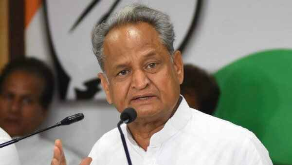 Ashok Gehlot slams PM Modi government over rising fuel prices