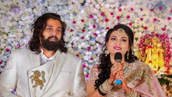 Chiranjeevi Sarja's brother Dhruva Sarja, wife Prerana test positive for COVID-19
