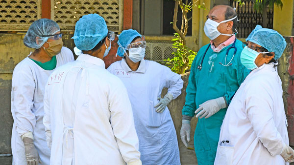 Coronavirus cases: India records 12,899 COVID-19 new cases, 107 death in a day