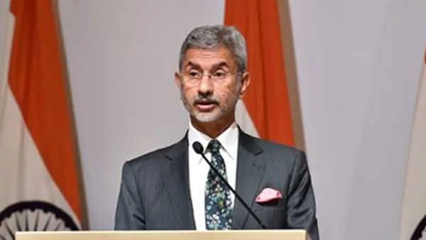 Five differing explanations by China for troop build-up along LAC: Jaishankar