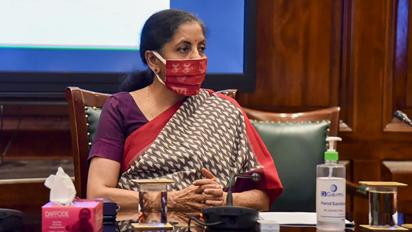 Sitharaman presents first batch of supplementary demands; seeks additional Rs 2.35 lakh cr
