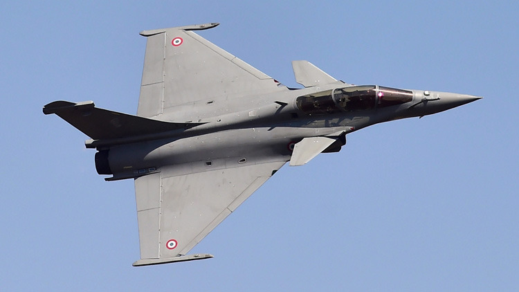 What equipping the Rafales with HAMMERs mean