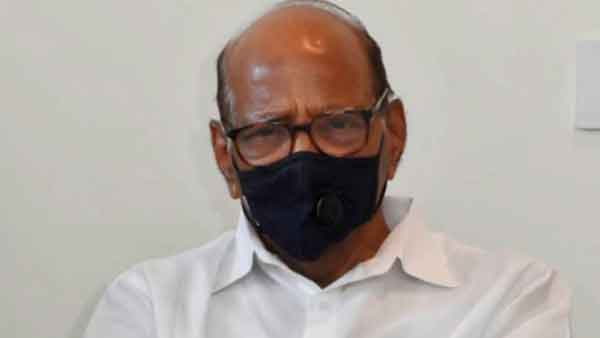 9 members of Sharad Pawar's home, office staff test COVID-19 positive