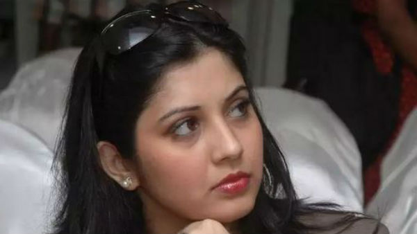 Actor Vijayalakshmi attempts to end life by suicide