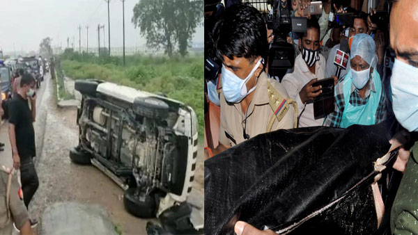 Hit by three bullets on the chest, one on the arm: How Vikas Dubey was killed