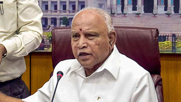 Yediyurappa confident about winning RR Nagar& Sira assembly bypolls by huge margins