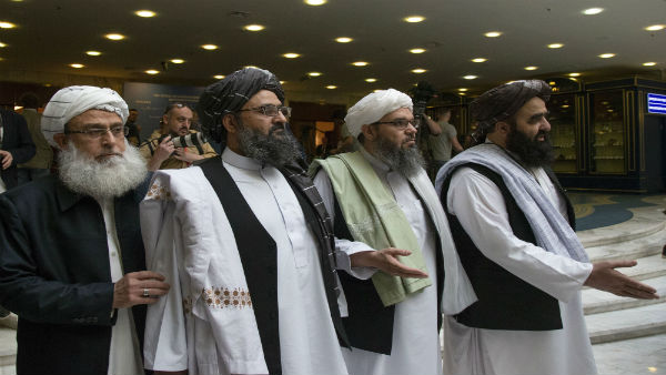 High-level Taliban delegation in Pakistan for Afghan peace process