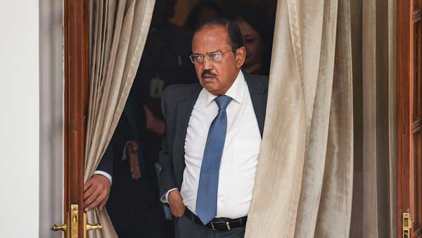NSA Doval led panel discusses sustained diplomatic-political efforts with China