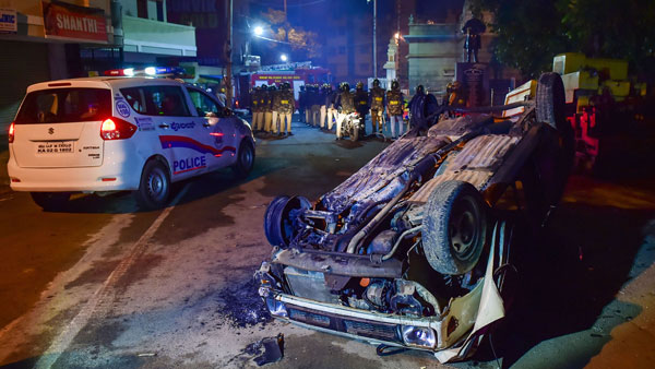 Bengaluru violence: An attempt to polarise, cops dig further