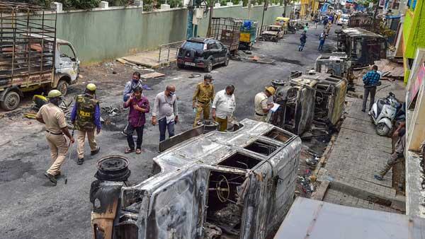 No decision on banning certain organisations for Bengaluru violence: Karnataka Law Minister
