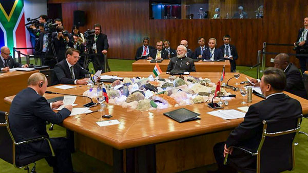 India-China stand off unlikely to overshadow BRICS, SCO summits