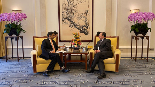 India-China standoff: The importance of Misri meeting Liu