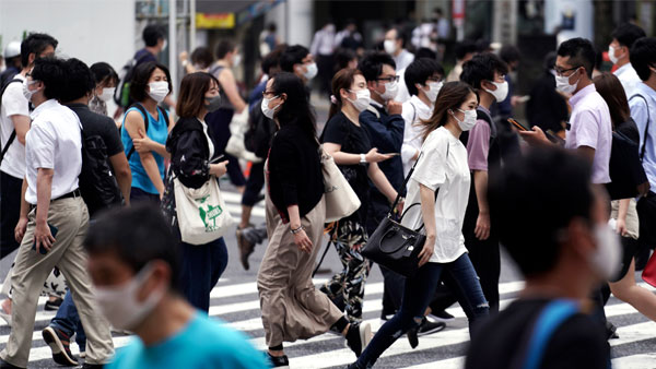 Japan records its worst GDP amid COVID-19 crisis