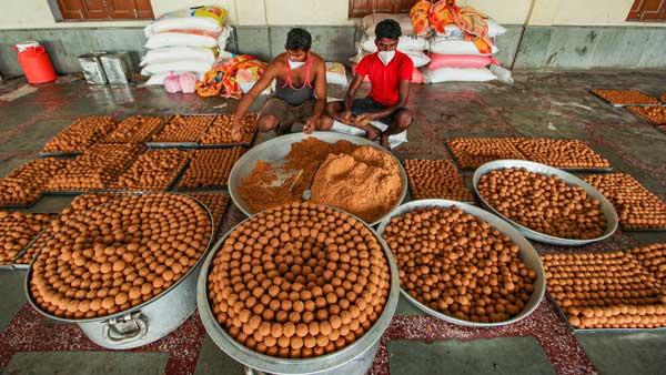 Ram Mandir Trust to distribute Bikaneri Laddoos to foreign embassies in Delhi on Aug 5