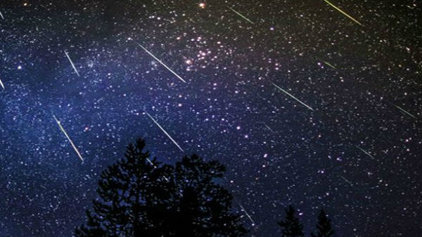 Perseid Meteor Shower also knows as fireballs: