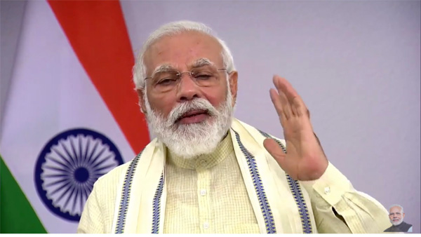 PM Modi to inaugurate submarine Optical Fibre Cable in Andaman and Nicobar Islands