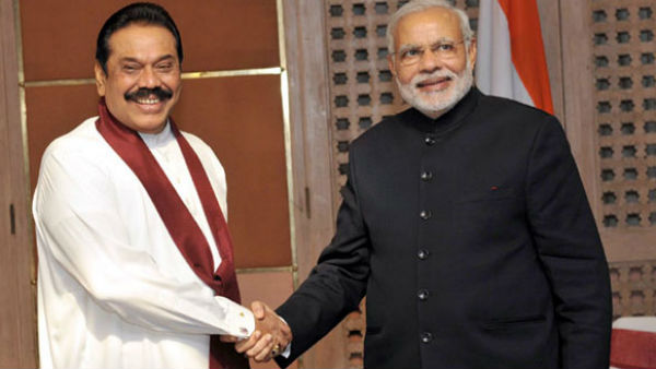 India-Sri Lanka bonhomie on full display as PM Modi congratulates Rajapaksa after landslide win in elections