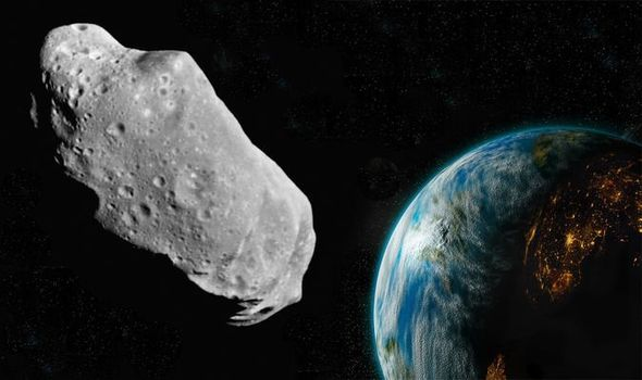 Closest flyby on record! SUV-sized asteroid buzzes by Earth, above southern Indian Ocean