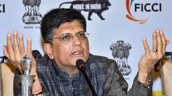 Indian Railways carbon emission will be zero by 2030: Piyush Goyal