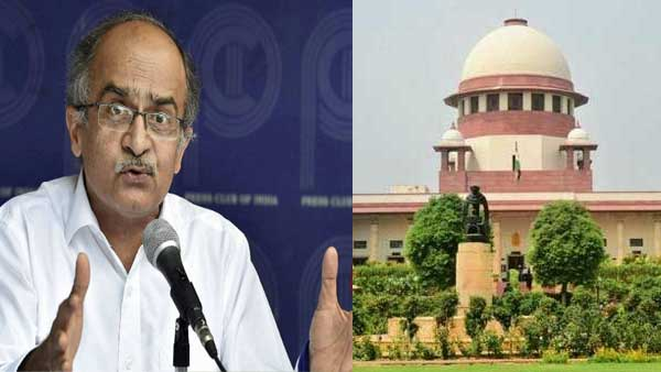 SC holds advocate Prashant Bhushan guilty of contempt of court for his tweets against CJIs