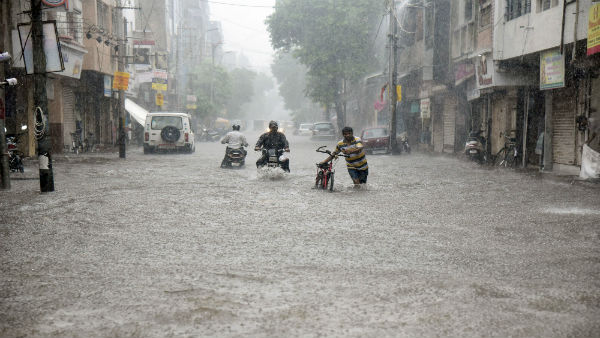 IMD predicts heavy rains for Gujarat in next three days