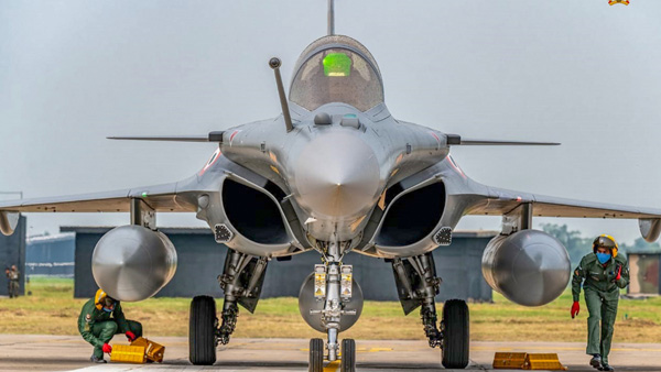 New Delhi, Aug 03: The Rafale aircraft will give India a strategic advantage in case of any aerial combat with China in the mountainous Tibet region a