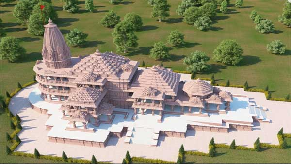 Ram Temple to be build with stones only, will stand for 1,000 years