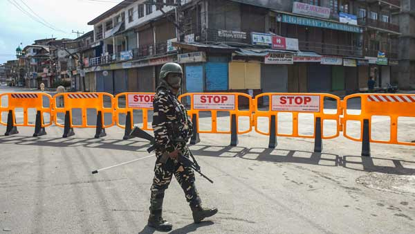 A year later: With Article 370 gone, security forces have stabilised situation