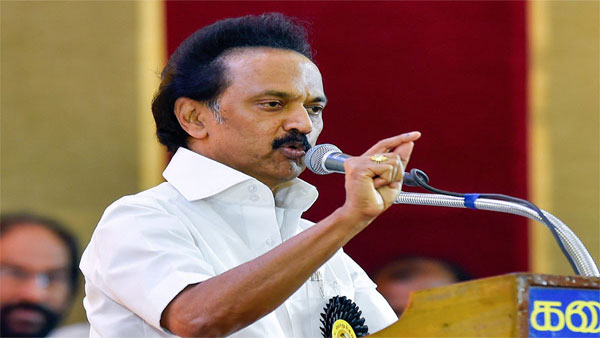 TN elections 2021: DMK chief MK Stalin interacts, poses questions to people against Jayalalithaa