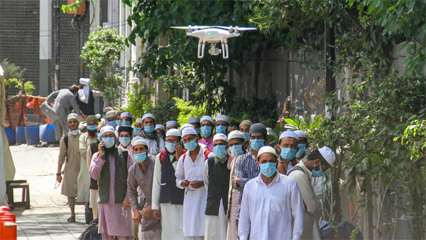 Tablighi Jamaat: HC quashes 29 FIRs says there is probability they were made scapegoats