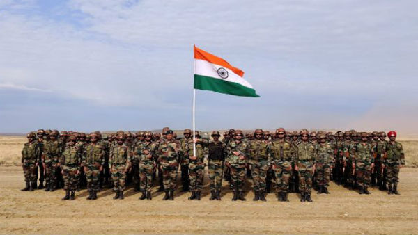 Kavkaz 2020: India withdraws from international military