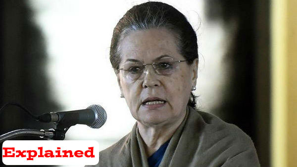 Explained: What happens if Sonia Gandhi steps down from her post in the CWC meeting?