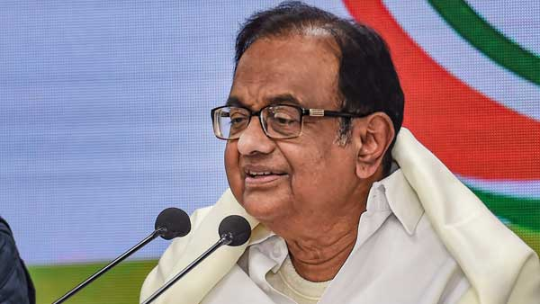 Congress stands for restoration of status and rights of Jammu and Kashmir: Chidambaram