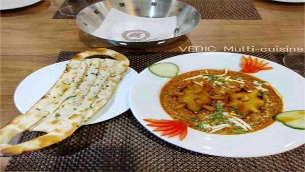 Restaurant serves COVID-19 curry and naan; Image viral