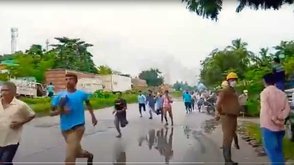 Fake: This viral video of violence is from West Bengal, not Bengaluru