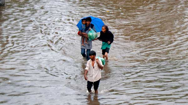 50 people died in heavy rains, flash floods in Telangana