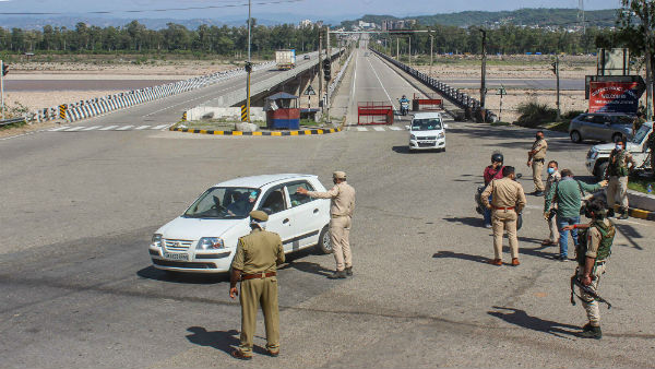 Two day curfew in Srinagar ahead of 1st anniversary of Article 370 repeal