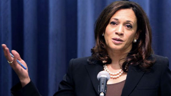 I stand before you as first candidate for US vice-president of South Asian descent: Kamala Harris