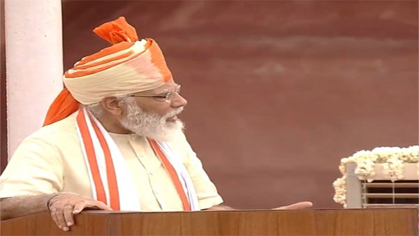 The world saw what our soldiers did at Ladakh: PM Modi