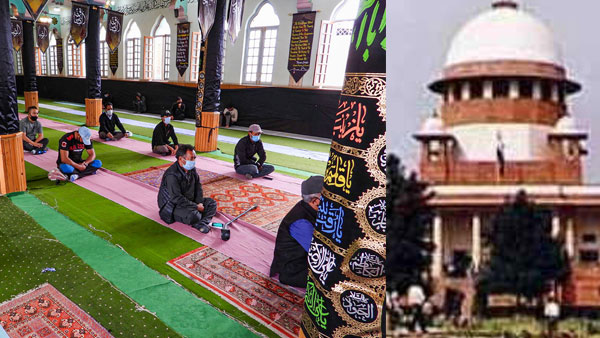 Can't expose you to risk of being targeted says SC as it refuses plea to permit Muharram procession