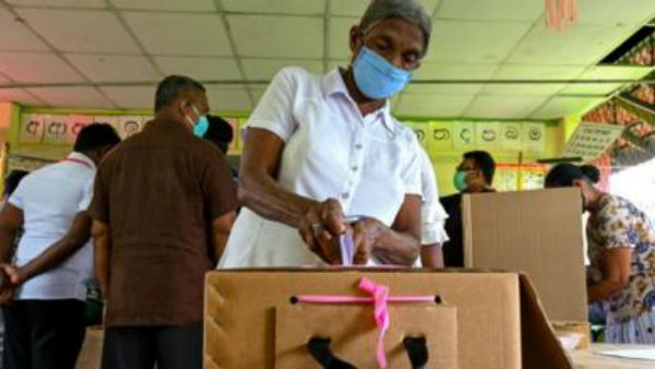 Voting begins in Sri Lanka's parliamentary election