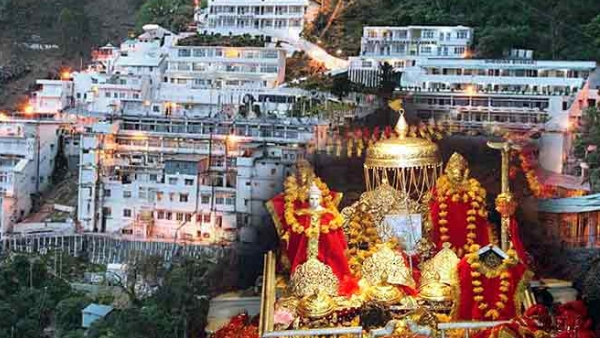 Vaishno Devi Temple re-opens for 2,000 devotees