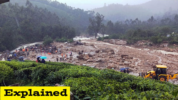 Explained: How Idukki landslide took place after state received heavy rainfall